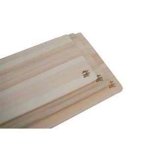自然の抗菌作用!ひのきまな板(大)|woodystoreak