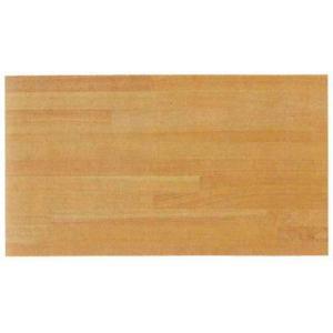 タモ集成材カウンター(クリア塗装) 長さ2000mm×幅600mm×厚さ30mm|woodystoreak