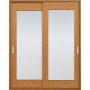 ユニットドア(扉・枠セット)/引違い戸/ガラス|woodystoreak
