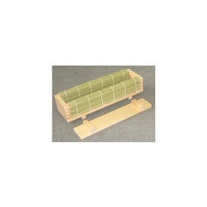 巻き寿司器/並巻き寿司器(寿司巻スダレ付)|woodystoreak