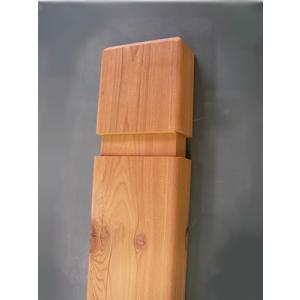 ラティス/支柱/2×4角/長さ1.2M|woodystoreak