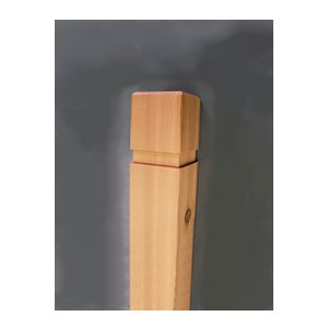 ラティス/支柱/60mm角/長さ1.2M|woodystoreak