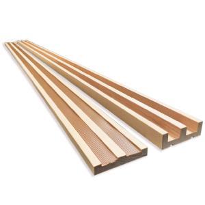 リフォーム用鴨居・敷居セット(W75)長さ2720mm|woodystoreak