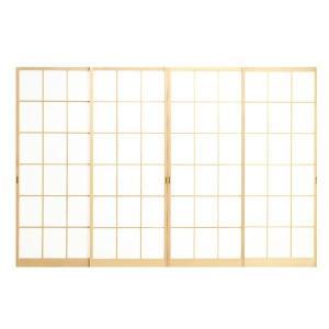 規格障子/掃き出し(H1757)/4本引違セット|woodystoreak