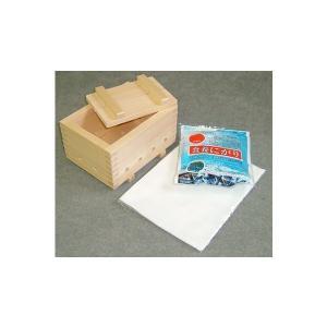 かんたん豆腐作り器セット|woodystoreak