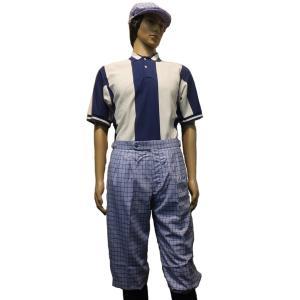 ゴルフ ニッカ 春 夏用 ブルー 237646NG|woodytail