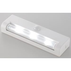 壁付け ライト LED センサーライト コードレス 工事不要 手元灯 キッチンライト 作業灯 廊下灯 廊下ライト 玄関 照明 玄関ライト 玄関灯 フットライト 足元灯