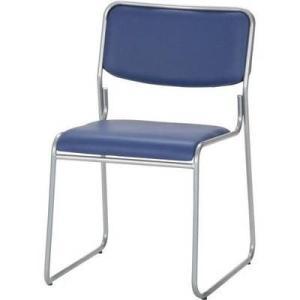 会議 会議椅子 会議用椅子 イス 椅子 チェア ミーティングチェア 格安 安い パイプ椅子 スタッキング ブラック 黒 背もたれ 背もたれ付き woooods