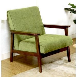 ソファー 1人掛け ソファ 1P グリーン 緑 座椅子 ローソファ 一人掛け 1Pソファー 低い 椅子 低い椅子|woooods