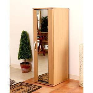 下駄箱 シューズラック シューズボックス 靴箱 オフィス おしゃれ 北欧 収納 安い 薄型 スリム 約 幅30 木製 コンパクト 鏡付き ミラー 省スペース|woooods