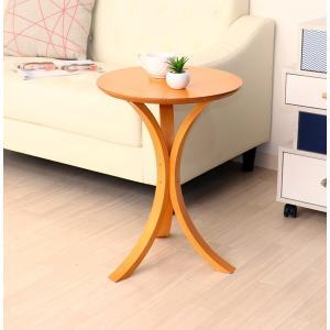 フラワースタンド 作業台 サイドテーブル ナチュラル ( テーブル ナイトテーブル ベッドテーブル ベッドサイドテーブル コーヒーテーブル )|woooods
