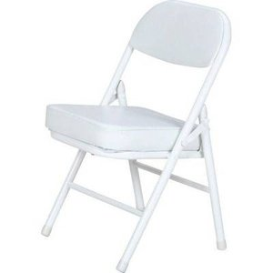 パイプ椅子 折りたたみ椅子 折り畳み椅子 イス 椅子 チェア おしゃれ 安い コンパクト ミニ ホワイト 白 低い椅子 低い 背もたれ 背もたれ付き ロータイプ woooods