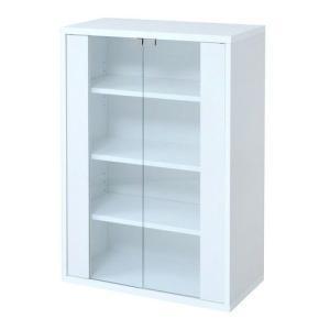 食器棚 おしゃれ 北欧 安い キッチン 収納 棚 ラック ロータイプ コンパクト ミニ 小さい 大容量 約 幅60 スリム 薄型 奥行30 白 カウンター 作業台|woooods