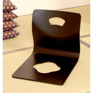 高齢者 座椅子 ブラック 黒 ( 低反発 座いす チェア チェアー 1人掛け ソファー ソファ 座イス 低い 低い椅子 リクライニング )|woooods