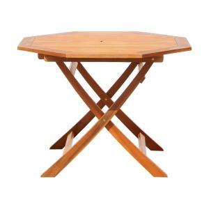 屋外 テーブル 大きめ 大きい 110 コーヒーテーブル カフェ系 テラス ガーデン 庭 ベランダ バルコニー アウトドア ( ガーデンテーブル 机 )|woooods