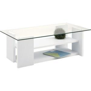 センターテーブル ローテーブル 棚付き ディスプレイ ガラステーブル ホワイト 白 机 デスク ガラス チェア 椅子 イス 勉強 学習 パソコンデスク 仕事机 オフ woooods