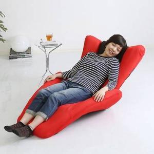 座椅子 座いす 座イス チェア 椅子 フロアチェアー リクライニングチェア リクライニングソファ リクライニング 1人掛け 1P コンパクト メッシュ 日本製 国産 woooods