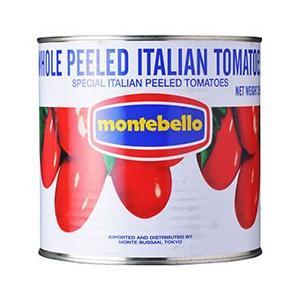 モンテベッロ ホールトマト 2.55kg|work-italia