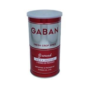 GABAN(ギャバン) エルブ ド プロヴァンス 170g缶|work-italia
