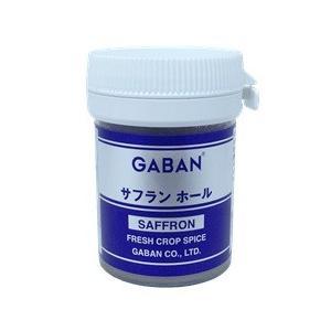 GABAN(ギャバン) サフラン ホール 5g|work-italia