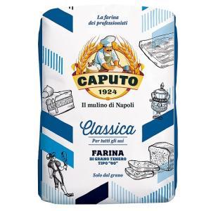 【ケース購入】CAPUTO(カプート) クラッシカ<タイプ00>小麦粉 1kg×10袋 work-italia