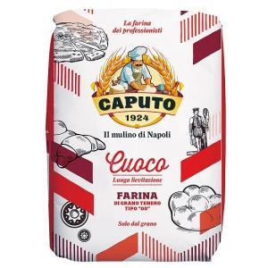 【ケース購入】CAPUTO(カプート)サッコ・ロッソ クオーコ 小麦粉 1kg×10袋 work-italia