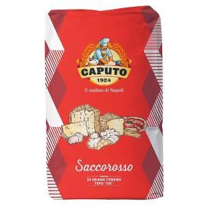 CAPUTO(カプート) サッコ・ロッソ リンフォルツァート<タイプ00> 小麦粉 25kg work-italia