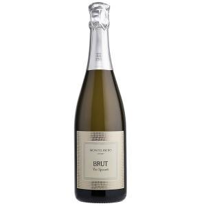 【在庫処分セール】モンテベッロ・スプマンテ・ブリュット・ビアンコ 750ml/モンテベッロ (白スパークリングワイン)|work-italia