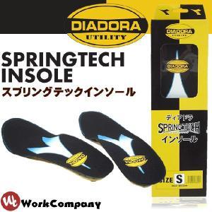 インソール ディアドラ(DIADORA) スプリングテック 中敷き メンズ|workcompany