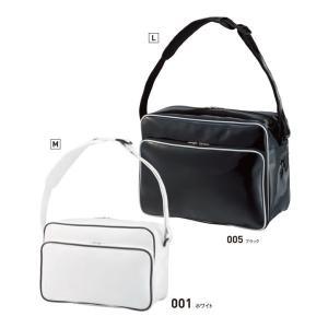 カラーエナメルバッグ M・Lサイズ 全4色 (3点送料無料)|workpro