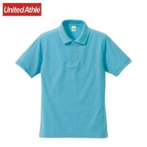 ユナイテッドアスレ ポロシャツ 5050/5.3オンス (3着送料無料) workpro