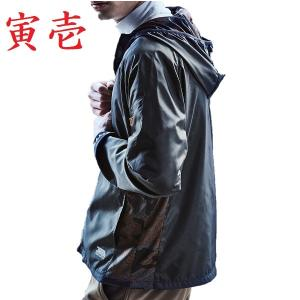 作業服の定番ブランド寅壱のライトパーカーです。 少し肌寒い秋口や春先に、サッと着られる1着。 軽量で...