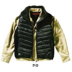寅壱 2581-602 防寒ベスト (M〜LL)|workshop-kondo