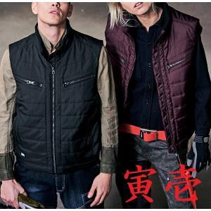 寅壱 2583-602 防寒ベスト (M〜LL)|workshop-kondo