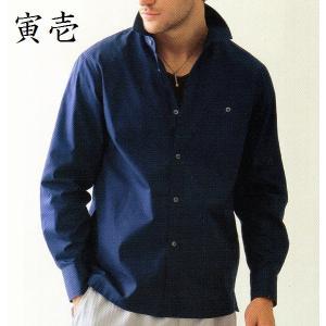 寅壱 1022-125 ワークシャツ (M〜LL)|workshop-kondo