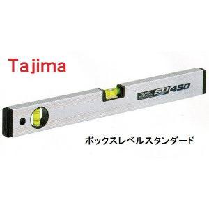 タジマ 水平器 ボックスレベルスタンダード 150mm|workshop-kondo