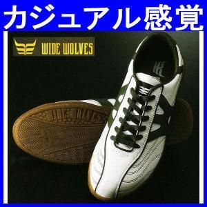 安全靴/作業靴/ワイドウルブス/WIDE WOLVES/スリムスニーカー/作業服 甲被:合成皮革(ot-WW-101)|workshopgorilla