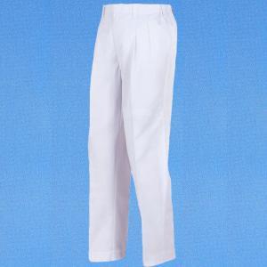 xe-25300 男性白衣/メンズスラックス(ポリエステル65%綿35%) 作業服・抗菌防臭・帯電防止|workshopgorilla