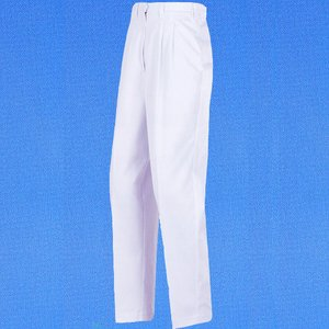 xe-25310 女性白衣/裏地付レディーススラックス(ポリエステル65%綿35%) 作業服・抗菌防臭|workshopgorilla