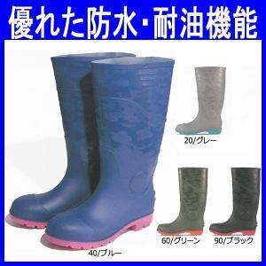 安全靴 作業靴 ジーベック XEBEC 耐油セフティ長靴 防水 作業服 作業着 甲被:PVC(xe-85764)|workshopgorilla