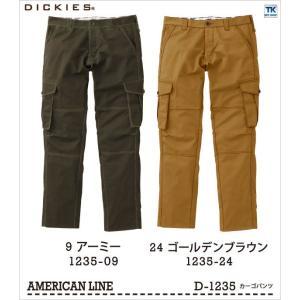 作業ズボン 作業着 ズボン ディッキーズ Dickies 作業服 ワークウェア TCチノクロス カーゴパンツcc-d1235 worktk 06