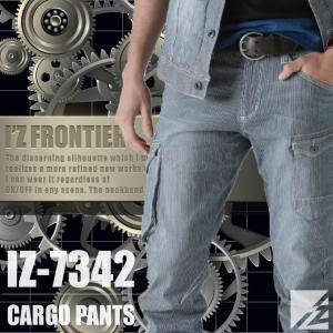 アイズフロンティア ストレッチ3D カーゴパンツ 作業ズボン I'Z FRONTIER 作業服 作業着 ワークパンツ if-7342 worktk