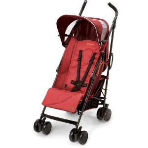 ベビーカー Baby Cargo 軽量 コンパクトベビーカー 200シリーズ  Pomegranate Cherry|world-depo