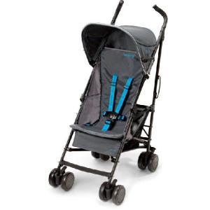 ベビーカー Baby Cargo 軽量 コンパクトベビーカー 100シリーズ  Steel/Sky|world-depo