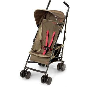 ベビーカー Baby Cargo 軽量 コンパクトベビーカー 100シリーズ  Army/Taffy|world-depo