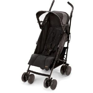 ベビーカー Baby Cargo 軽量 コンパクトベビーカー 300シリーズ  Black Top|world-depo