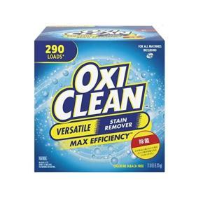 送料無料 オキシクリーン OXICLEAN 粉末漂白剤 5.26kg 10398 大容量 757037951217 洗剤 クリーナー 漂白|world-depo