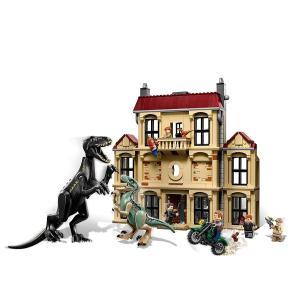送料無料 レゴ (LEGO) ジュラシック・ワールド インドラプトル、ロックウッド邸で大暴れ 75930 ブロック おもちゃ  lego|world-depo|02