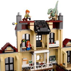 送料無料 レゴ (LEGO) ジュラシック・ワールド インドラプトル、ロックウッド邸で大暴れ 75930 ブロック おもちゃ  lego|world-depo|03
