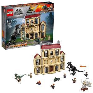 送料無料 レゴ (LEGO) ジュラシック・ワールド インドラプトル、ロックウッド邸で大暴れ 75930 ブロック おもちゃ  lego|world-depo|06